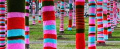 Yarn Bombing: 10 of the Most Brilliant Yarn-Bombs Ever - The Chromologist