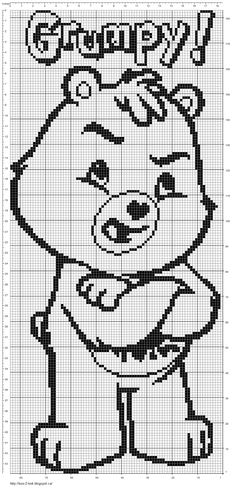 Luvs 2 Knit: crochet chart