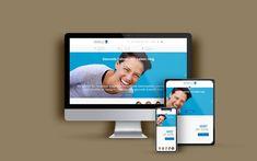 Die Zanarztpraxis Dentes aus Rapperswil-Jona benötigte ein Redesign in frischem Look. Web Design, Teeth, Healthy Teeth, Local Dentist Office, Dentistry, Switzerland, Health, Life, Design Web
