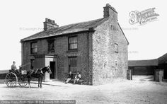 Buxton, The Cat And Fiddle 1894, from Francis Frith