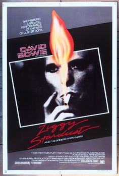 MovieArt Original Film Posters - ZIGGY STARDUST AND THE SPIDERS FROM MARS (1983) 328, $250.00 (https://www.movieart.com/ziggy-stardust-and-the-spiders-from-mars-1983-328/)