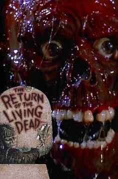"do-androidsdreamof-electricsheep: "" The Return of the Living Dead (1985) """