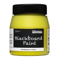 Blackboard paint 250 ml lime