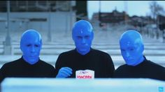 Isaac Eddy was a Blue Man in the the Blue Man Group for twelve years. It's not a typical job, even among performers. He tells us how he got the job, how the show is put together, the philosophy behind the performance, the makeup process, and some other tidbits you didn't know about the Blue Man Group.