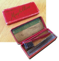 1946 Maybelline Mascara with Brush...I remember using this in the 70's & maybe even into the 80's..!