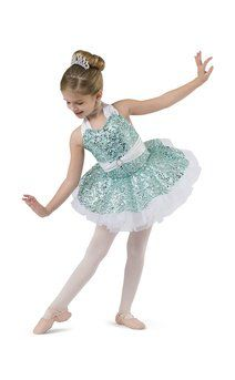 1b5ed7700 Click for more information about Mint Parfait Dance Costumes Lyrical,  Lyrical Dance, White Spandex