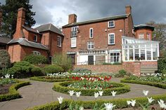 At Bantock House Museum visitors are invited to explore the period setting of the Bantock family's home and discover stories about the lives of the people who lived there.