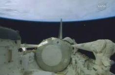 La NASA y los OVNIS parte 1: El increible objeto de la misión STS-120