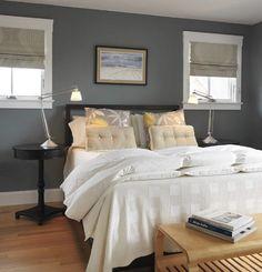 Gray Bedroom Color Scheme