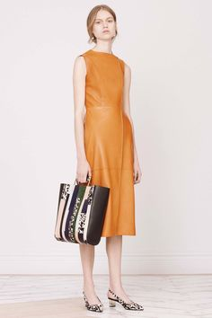 Jason Wu, Look #13 | leather tote