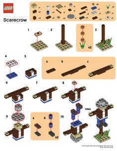 1000 images about legos on pinterest lego instructions lego and lego bu - Idee construction lego ...