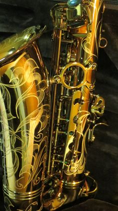 Chateau Alto Saxophone VCH A920DZ All Champagne Color Finish, red brass body, 92% copper