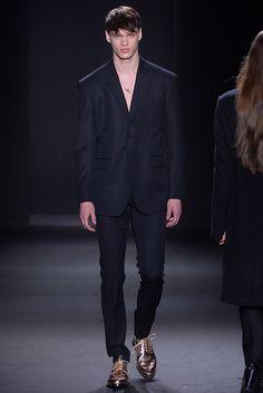 Calvin Klein Men's Fashion Week Fall 2016 Shoes
