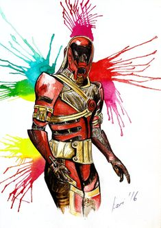 Kal'reegar by lariel-istime.deviantart.com on @DeviantArt