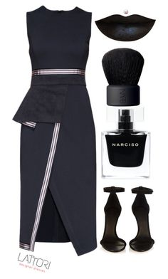 """""""#Lattori"""" by credentovideos ❤ liked on Polyvore featuring Lattori, Isabel Marant, NARS Cosmetics, Narciso Rodriguez, women's clothing, women, female, woman, misses and juniors"""