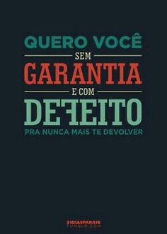 Nunca mais! Words Quotes, Love Quotes, Inspirational Quotes, Sayings, Sad Love, Love Life, Love You, More Than Words, Facebook