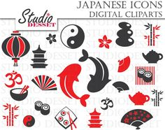 The Beauty of Japanese Embroidery - Embroidery Patterns Japanese Icon, Japanese Culture, Printable Stickers, Planner Stickers, Printable Party, Japan Art, Japan Japan, Art Japonais, Japanese Embroidery