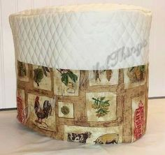 Check out this item in my Etsy shop https://www.etsy.com/listing/230376195/cream-quilted-farmers-market-cover-for