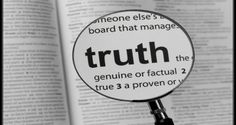 Truth Is 770