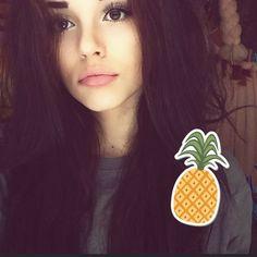 I put a pineapple bc I like pineapple