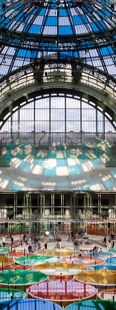 Grand Palais -Interior- Paris   France