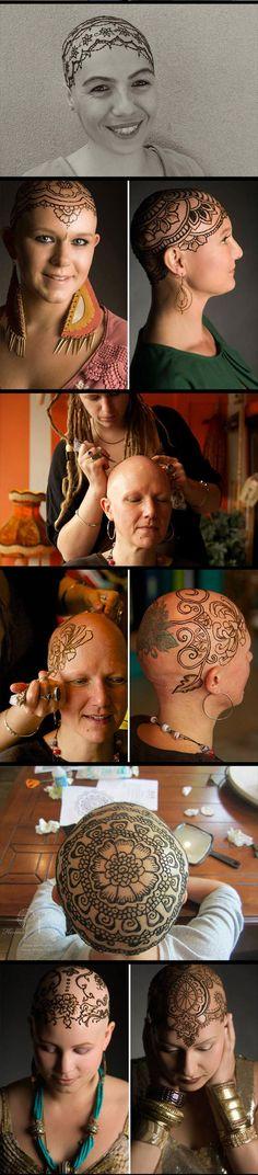 Beautiful Girls Tattoed