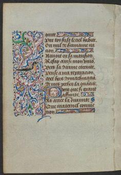 Getijdenboek van Simon de Varie (deel 1) - 004v -     http://www.kb.nl/bladerboek/devarie/browse/index_1.html
