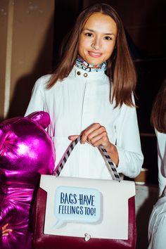 London: Wir lieben die mit Patches besetzten Tasche von Anya Hindmarch
