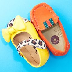 Check out this event on zulily! Sweet Petite Feet - They may not be walking just yet, but your little one's pint-size feet deserve sweet style. Look no further than this darling collection of flats, mary janes, sneaks, loafers and other classic shoes. With bright hues and playful designs, these tootsie-toppers are ready for their first wobbly steps.