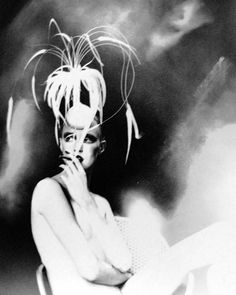 by Lillian Bassman . The queen of cool