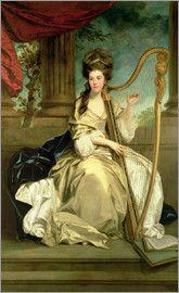 Sir Joshua Reynolds - Die Gräfin von Eglinton