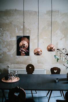 my scandinavian home: An inspiring Berlin apartment full of contrast