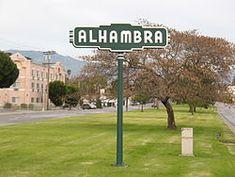 Alhambra, California -