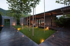 Botanica Sales Office & Showrooms / Vin Varavarn Architects