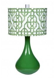 Lacefield Designs for Gallery Designs Lighting - style CL280 #emeraldgreen #imperialjadetextile #lacefielddesigns   sc 1 st  Pinterest & 36 best Lacefield Lighting images on Pinterest | Buffet lamps Table ...