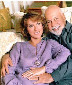 Céline Dion enceinte de René Charles et René Angélil 2001 ☝️