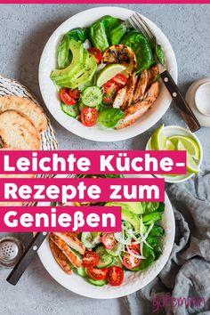 Die 242 besten Bilder auf Leichte Rezepte // Gesunde Rezepte in 2019 ...