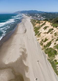 Lincoln City, OR has over SEVEN Miles of Public and Sandy Beach!