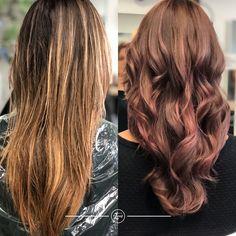 Brunette Hair, Low Lights, Long Hair Styles, Pink, Color, Beauty, Long Hairstyle, Colour, Long Haircuts