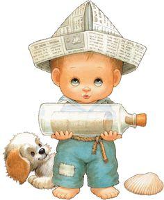 tubos de crianças / Ruth Morehead