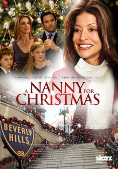 #998. A Nanny for Christmas, December, 2016. Ally is a smart young career woman who needs a new job. Samantha is a busy Beverly Hills advertising executive/mom whose too-well-mannered kids need some fun in their lives. And Danny Donner is the tough-guy owner of a chocolate company who wants a major ad campaign immediately. These three lives intertwine leading to the Christmas that changes everyone's world forever.