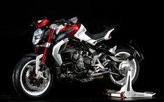 MV Agusta, 800 Dragster RR, 2017, sport bike, racing motorcycle