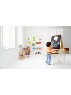 George Home Children's Wooden Easel
