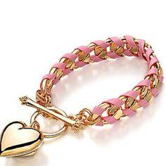 | Heart bracelet | Cool & Unique Jewelry