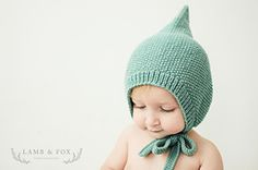 Ravelry: Finley Pixie Hat pattern by dover & madden