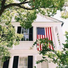 traddtexan:  Happy Independence Day!  (at Coming Street, Charleston)