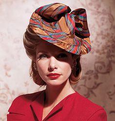 vintage+hats | V7464 | Vintage Hats | Vintage Vogue | Vogue Patterns