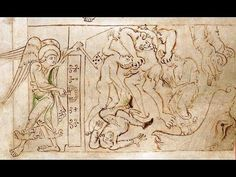 [Video] Drawings in Anglo-Saxon Manuscripts - Dr Sally Dormer