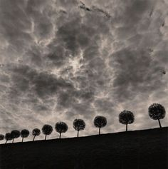 I love all of these photos.  Makes me miss black and white. By Michael Kenna.