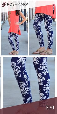 Paisley Leggings Super comfy paisley leggings. Thank you for stopping by!! Pants Leggings